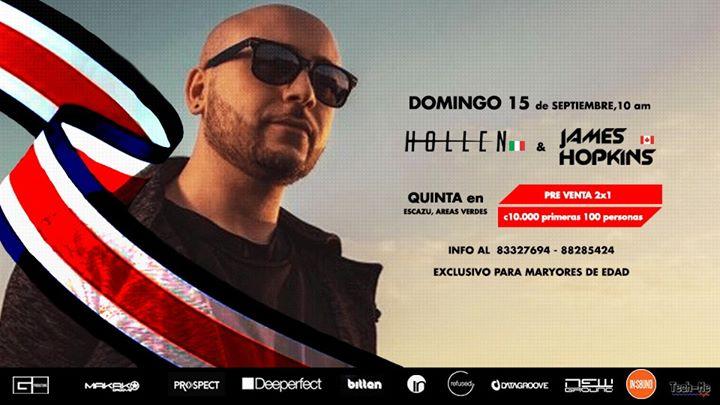 15 Setiembre Fest de Independencia c/ Hollen Quinta Escazú