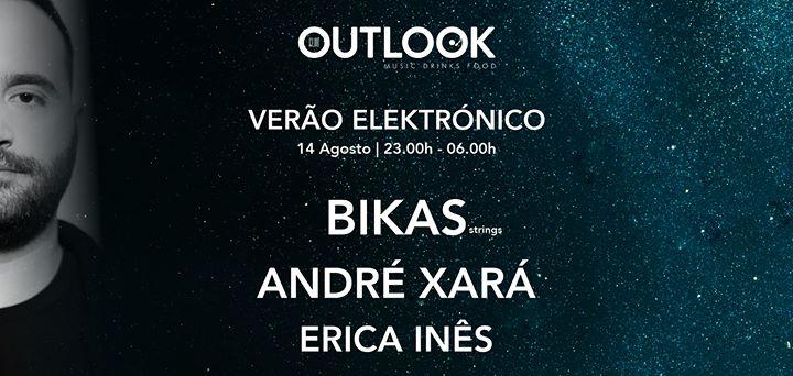 Verão Elektrónico w/ BIKAS