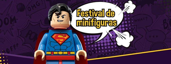 Festival de Minifiguras en MALL SAN PEDRO