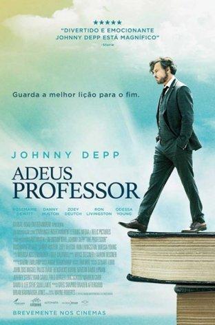 Adeus Professor - cinema