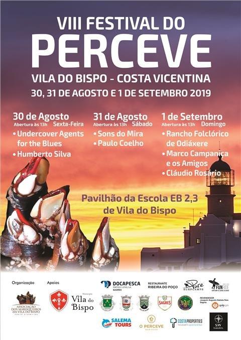VIII Festival do Perceve de Vila do Bispo