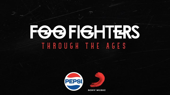 Foo Fighters - Through The Ages