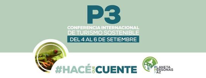 Conferencia Internacional Planeta Personas Paz