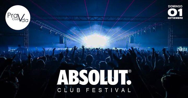 ABSOLUT : : Club Festival