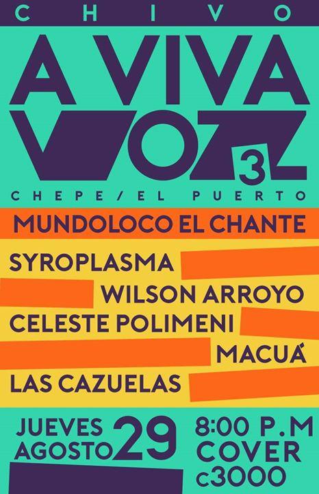 A VIVA VOZ-Festival Musical