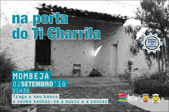 Na porta do Ti Charrila