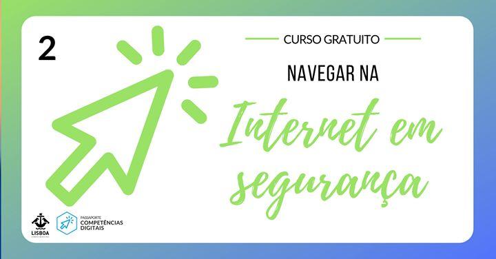 Navegar na Internet em Segurança - Curso Gratuito