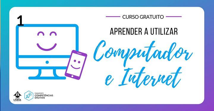 Aprender a utilizar o computador e a Internet! - Curso Gratuito
