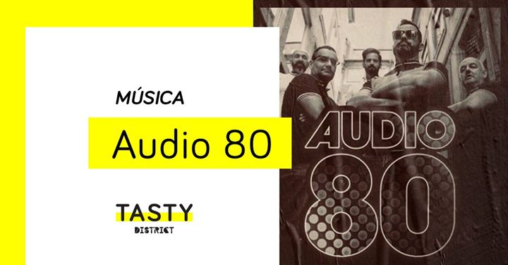 Música tributo | Audio 80