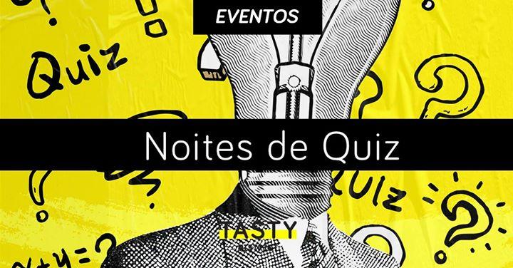 Evento | Noite de Quiz