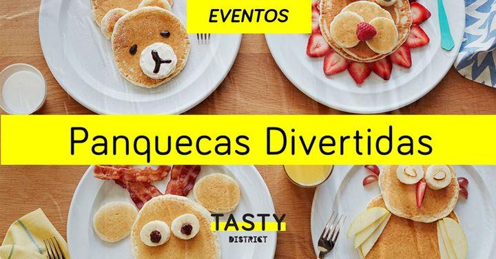 Eventos | Workshop Panquecas divertidas