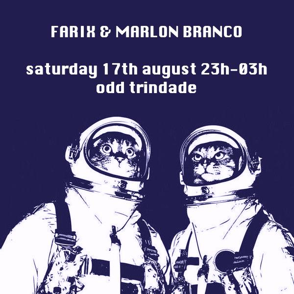 Farix & Marlon Branco back at odd