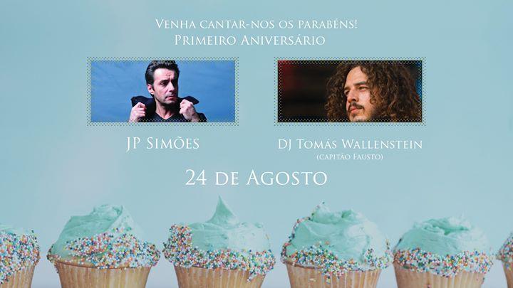 Primeiro Aniversário do Avenida Café-Concerto