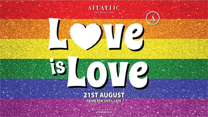 Love is Love Party