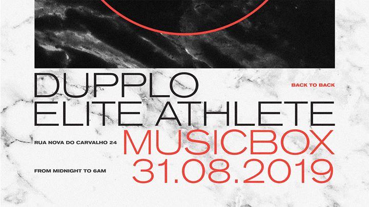 Dupplo + Elite Athlete