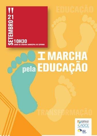 1ª Marcha pela Educação