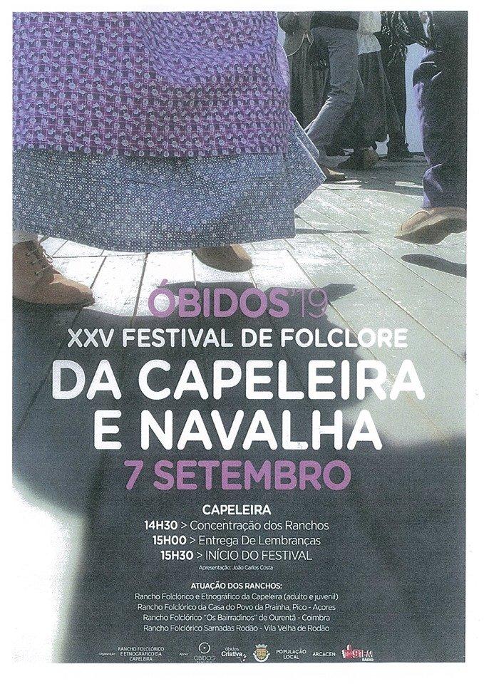 XXV Festival de Folclore