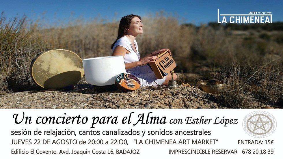 Un concierto para el Alma