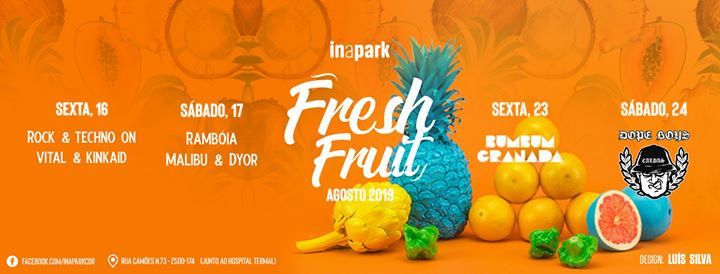 Fresh Fruit at IN A PARK