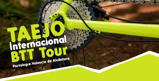Taejo Internacional BTT TOUR Portalegre - Valencia de Alcántara
