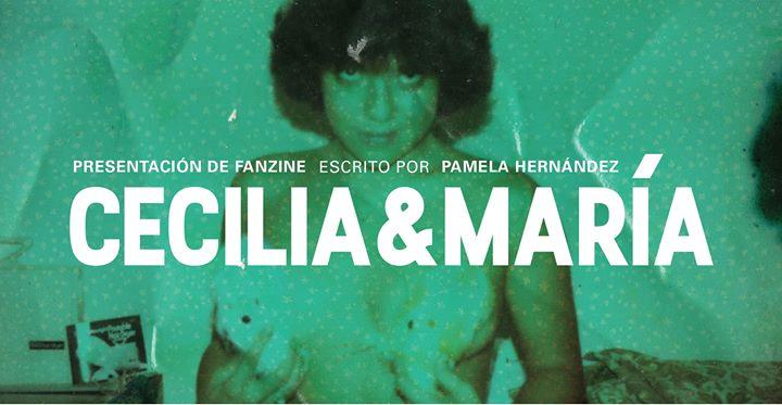 Presentación del fanzine - Cecilia & María