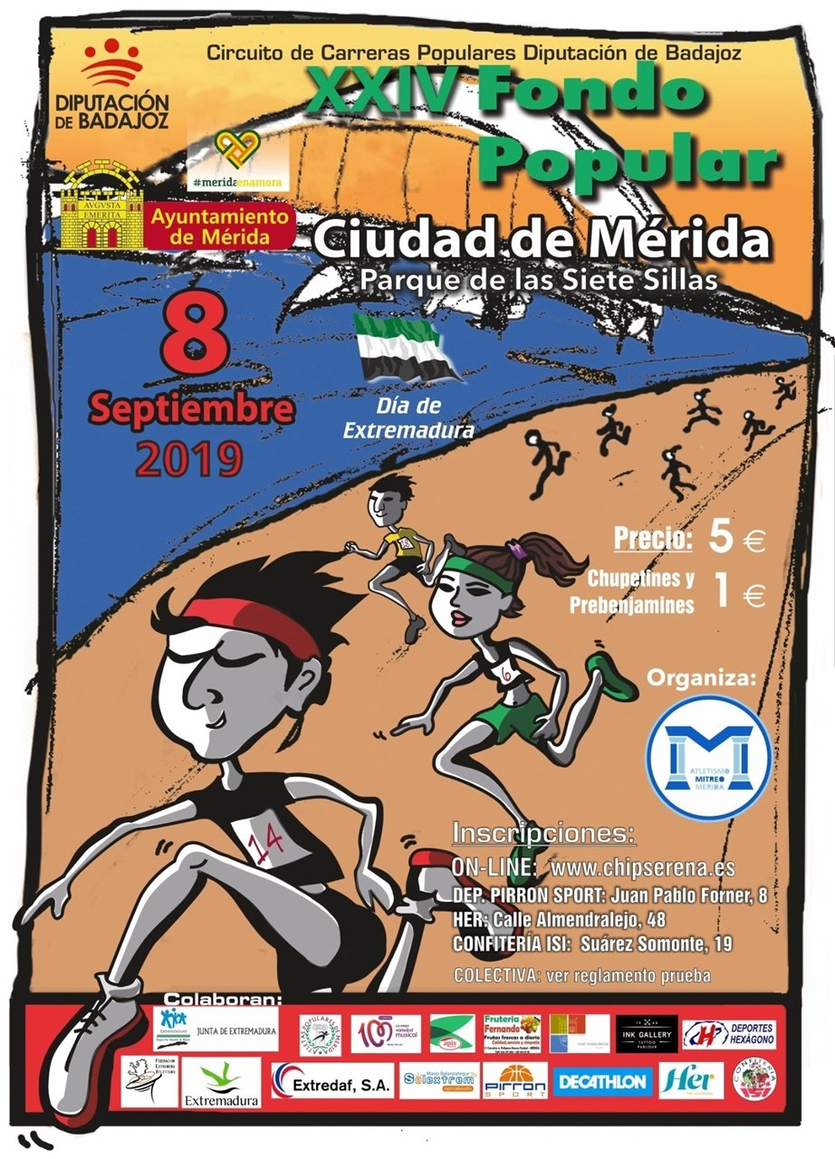 XXIV Fondo Popular Ciudad de Mérida