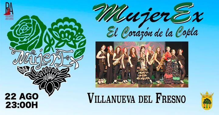 MujerEx, El corazón de la Copla en Villanueva del Fresno