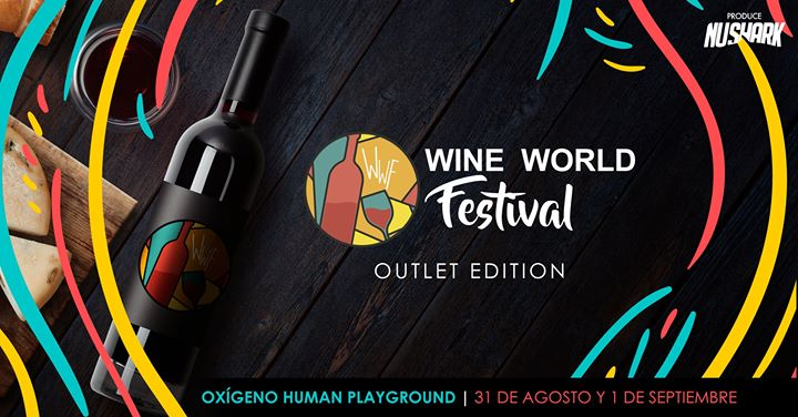 Wine World Festival Outlet Edition