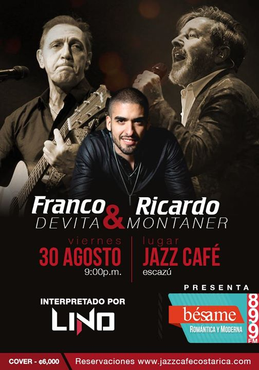 Especial Franco de Vita & Ricardo Montaner!