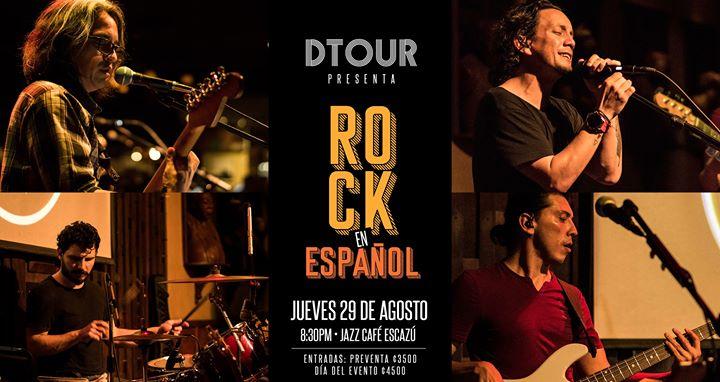 DTOUR presenta: Rock en Español