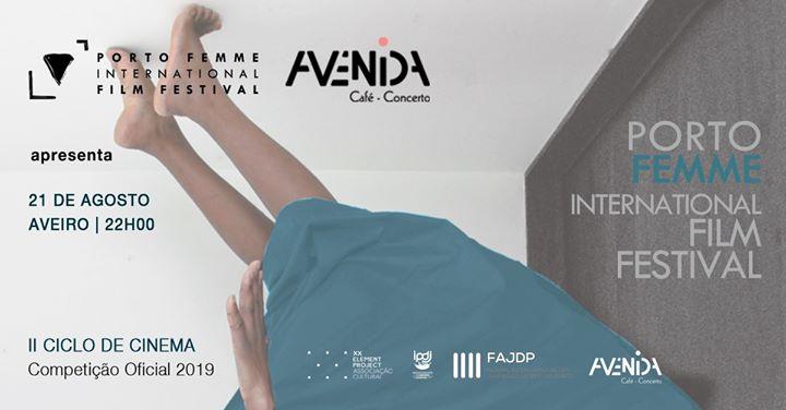 PORTO FEMME Sessions #4 | Avenida Café Concerto - Aveiro