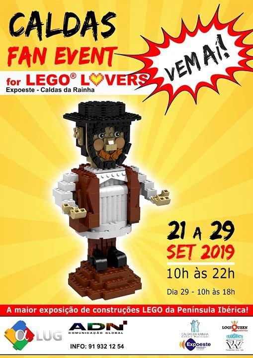 LEGO FAN EVENTS 2019