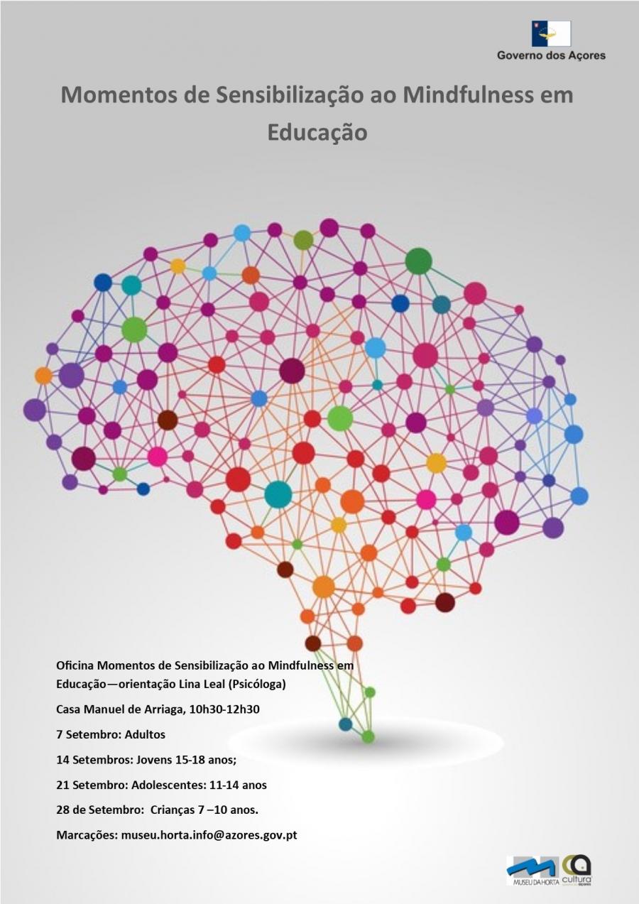 Momentos de Sensibilização ao Mindfulness em Educação