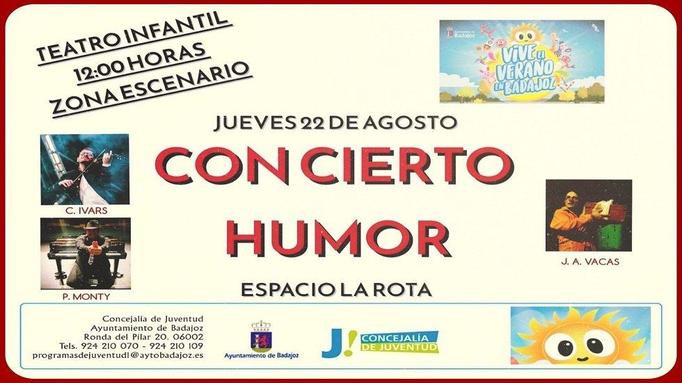 Concierto Humor - Teatro infantil