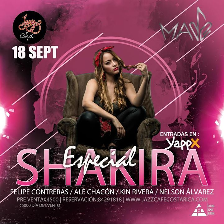 Especial de Shakira