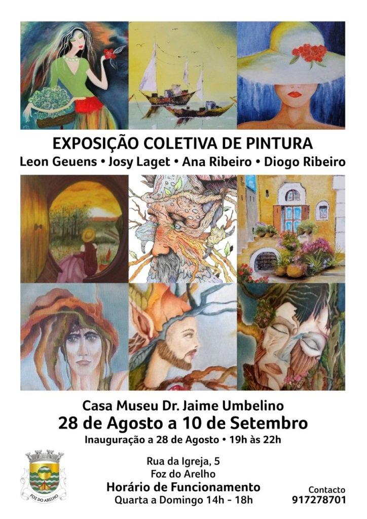 Exposição Colectiva de Pinturas