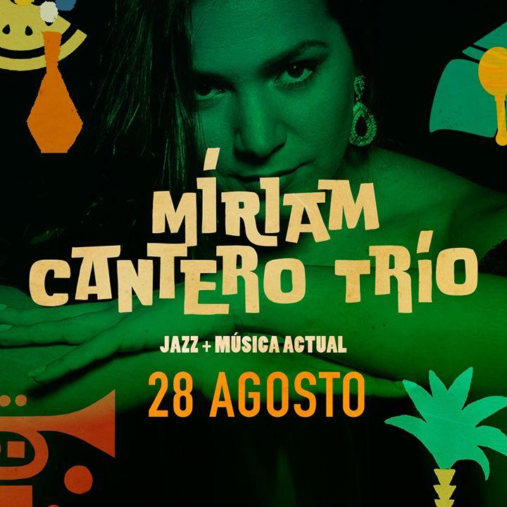 Míriam Cantero Trío / 28 Agosto 2019 / Cáceres