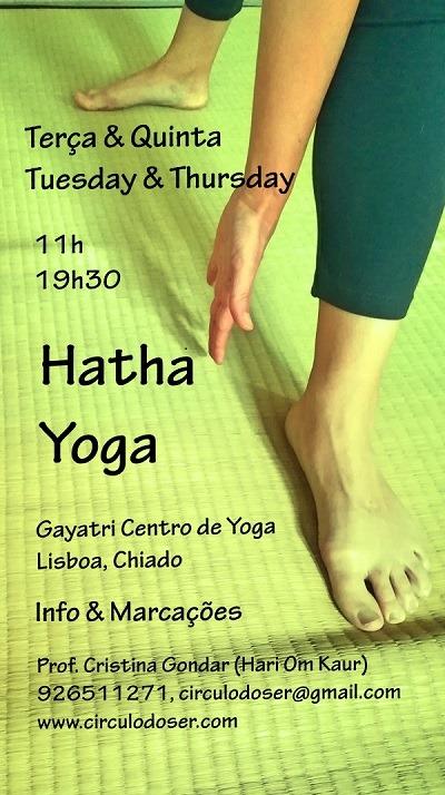 Hatha Yoga in Chiado