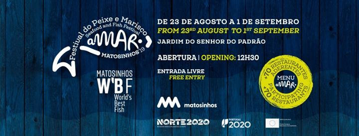 Tributo a Queen | 2º Festival do Peixe e Marisco aMAR Matosinhos