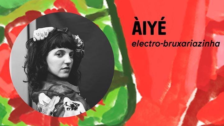 ÀIYÉ | electro-bruxariazinha
