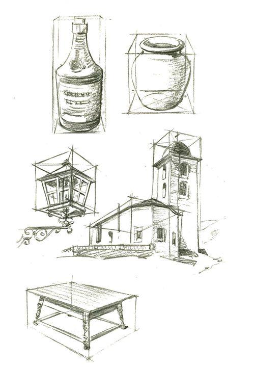 Curso Livre de Desenho: Iniciação