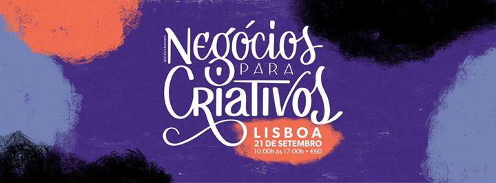 Workshop Negócios para Criativos   Lisboa