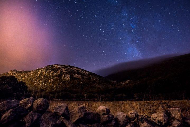 O céu no final de Verão - Observação Astronómica Noturna