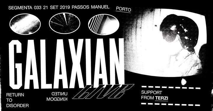 SEGMENTA 033 w/ Galaxian (LIVE)