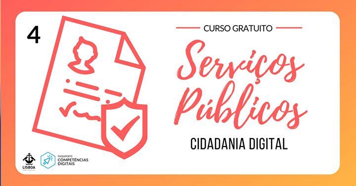 Serviços Públicos na Internet - Curso Gratuito