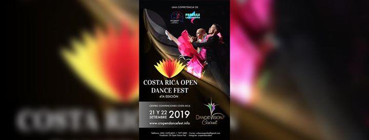CR Open Dance Fest 2019