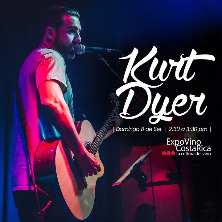 Kurt Dyer en ExpoVino 2019
