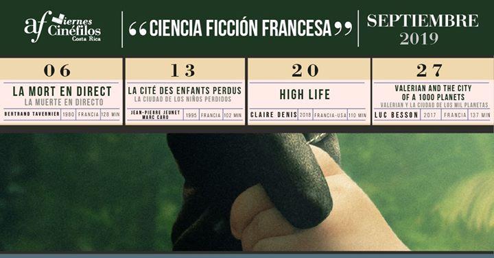 Viernes cinéfilos: Ciencia Ficción Francesa