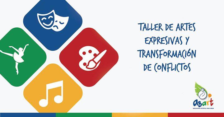 Taller: Artes Expresivas y Transfromación de Conflictos