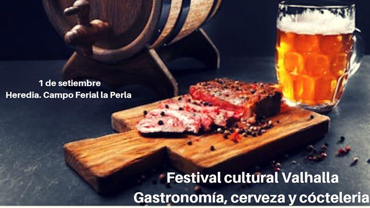 Festival Cultura Valhalla